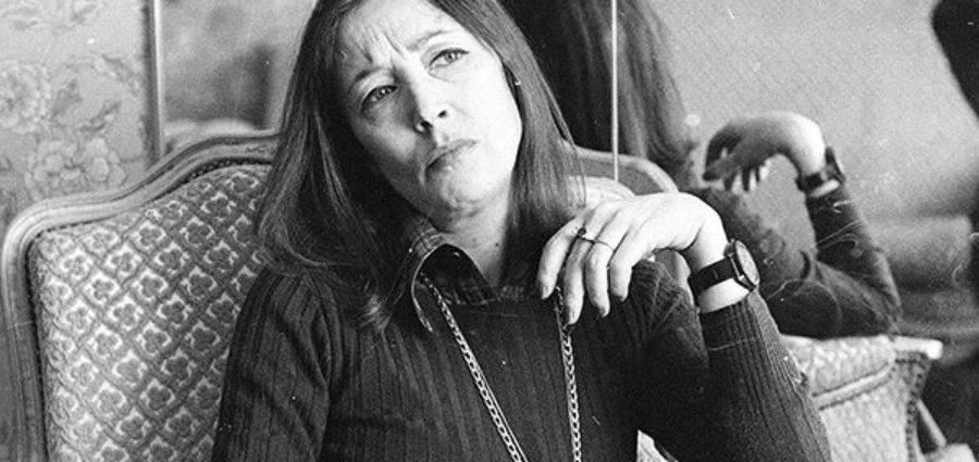 Book Confidential Oriana Fallaci