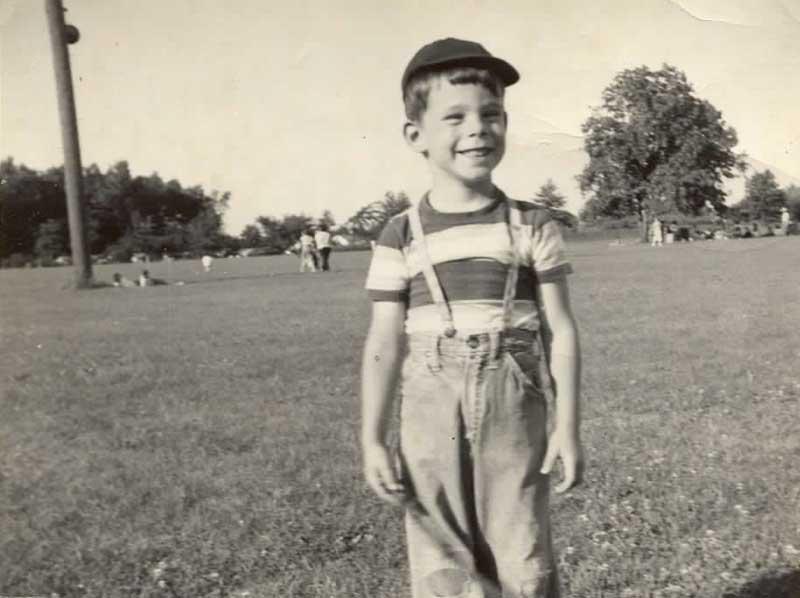 Stephen King da piccolo