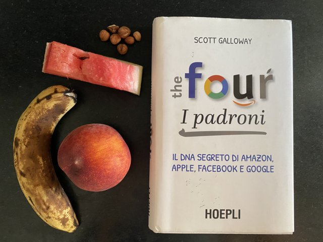 Scott Galloway The Four