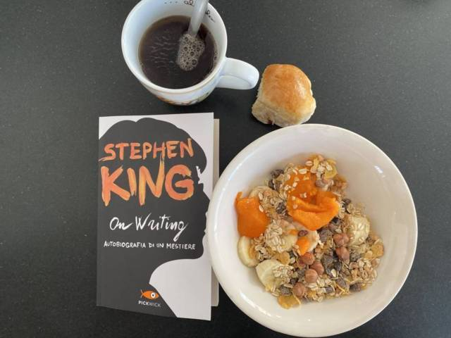 Come scrivere un libro - Stephen King - On writing