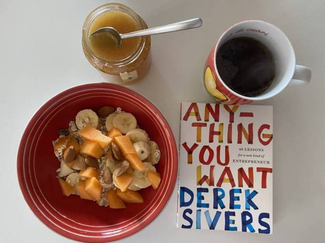 Derek Sivers - Anything you want