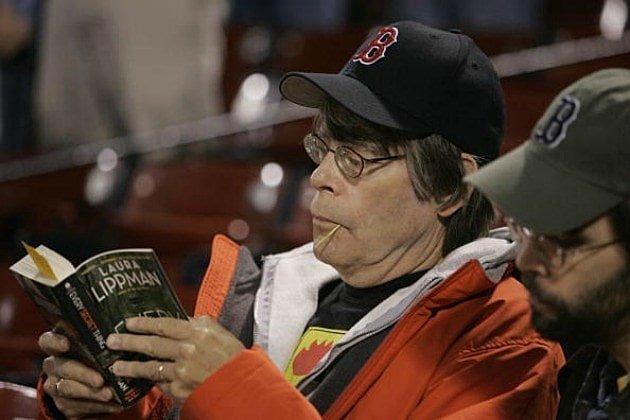 Stephen King che legge