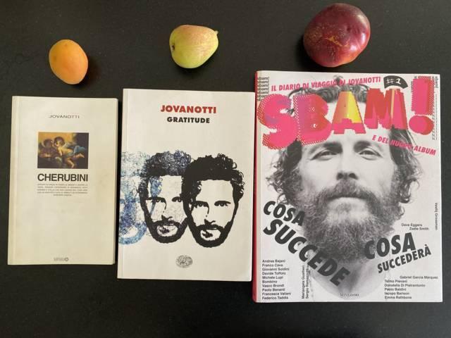 Lorenzo Jovanotti - Libri