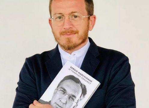Tommaso Ebhardt e il suo libro Sergio Marchionne