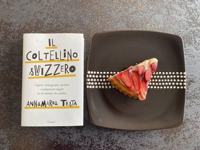 Il Coltellino Svizzero il libro di Annamaria Testa,
