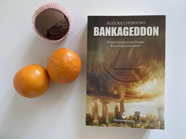 Alex Ricchebuono libro Bankageddon sulla crisi finanziaria