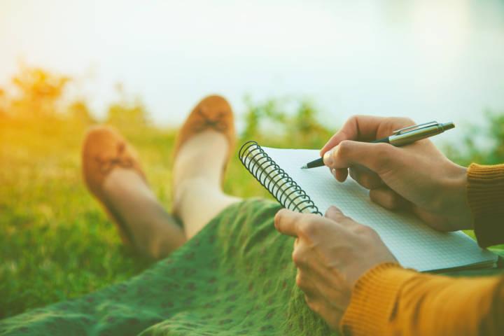 consigli di vita Holly Butcher una ragazza che scrive